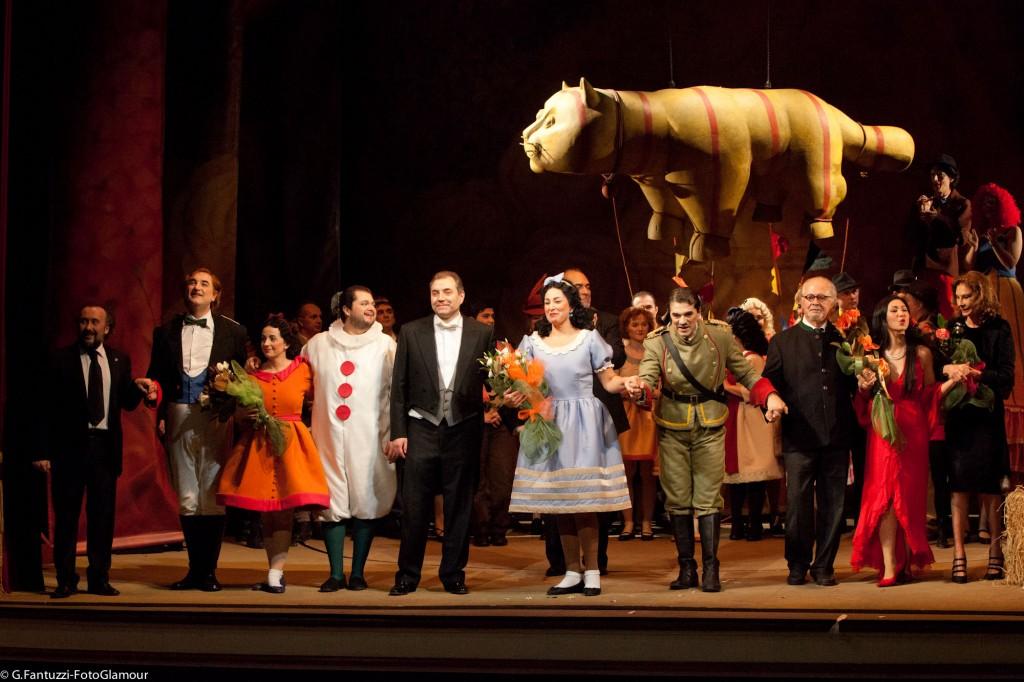 Cast Teatro Giuseppe Verdi