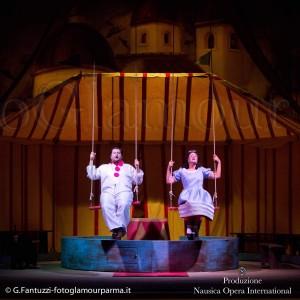 "% Nausica Opera L'ELISIR D'AMORE ""VISTO DA BOTERO"" Nausica Opera"