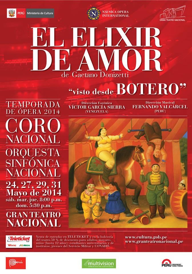 Cast Gran Teatro Nacional