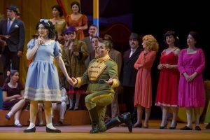 """SEVILLA, 10/05/2016. Ensayo general de la Opera """"El elixir del amor"""". Foto: Juan Jose Ubeda. Archsev."""