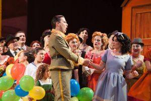 Elisir D'Amore Botero a Teatro del La Maestranza de Siviglia